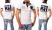 ORYGINALNY T-SHIRT POLO NUMBER 21 GX5203